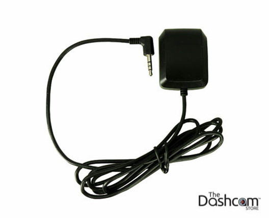 External GPS receiver antenna for Papago GoSafe dash cams - The Dashcam Store™ | Front View