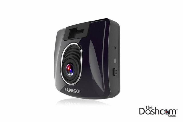 PAPAGO! GoSafe S30 Single Lens 1080p Dash Cam with Support for 64gb Memory Cards