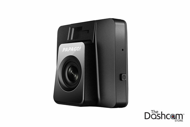 PAPAGO! GoSafe 388 Single Lens 1080p Compact Dash Cam with Support for 64gb Memory Cards