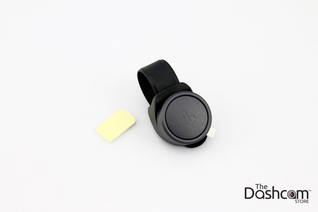 Waylens Horizon Bluetooth Remote Control Trigger Button | Shown with included adhesive pad