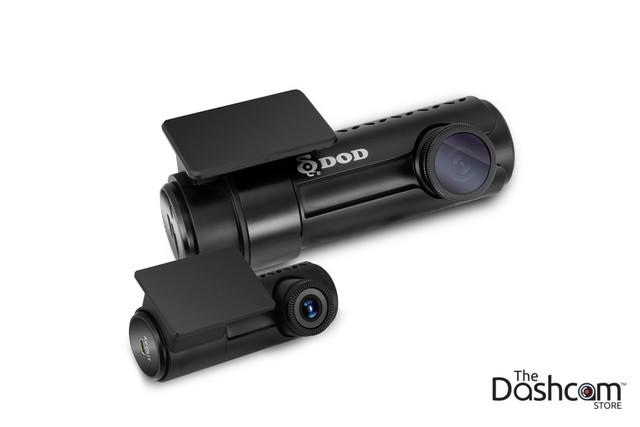 DOD RC500S Full HD 1080p Dual Lens GPS Dash Cam
