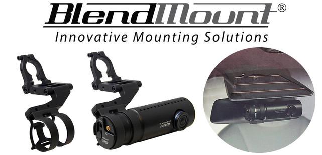 BlendMount BlackVue Dashcam Mirror Stem Mount   Made in the USA