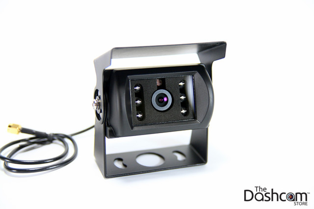 BlackVue DR650GW or DR650S-2CH-TRUCK secondary (rear-facing) waterproof infrared exterior camera