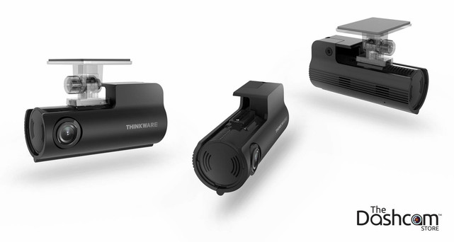 Thinkware Tamper Proof Case | Fits F50 & F100 | For Sale at The Dashcam Store