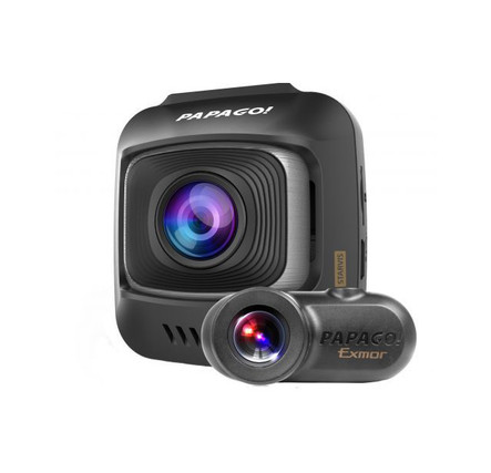Papago! GoSafe S780 2-Channel 1080p Full HD Dash Cam with Sony Starvis Image Sensor | The Dashcam Store