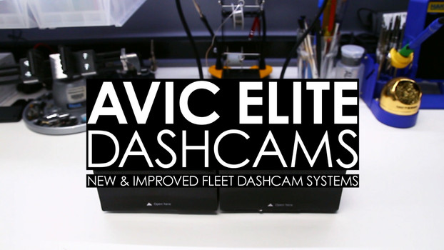 AVIC Elite Professional Tamper-Proof Dashcams | Unboxing Video