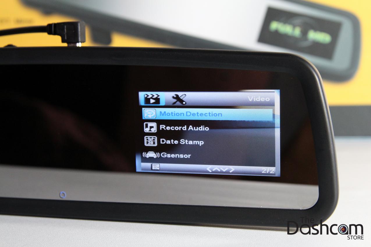 Dvr Vc900 Rear View Mirror Dash Cam Full 1080p High