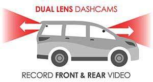 Front + Rear Dashcams