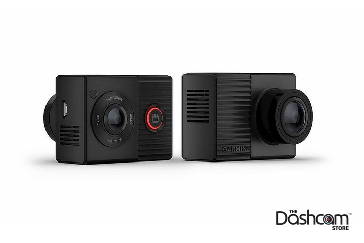 Small But Mighty, the New Dash Cam Tandem from Garmin!