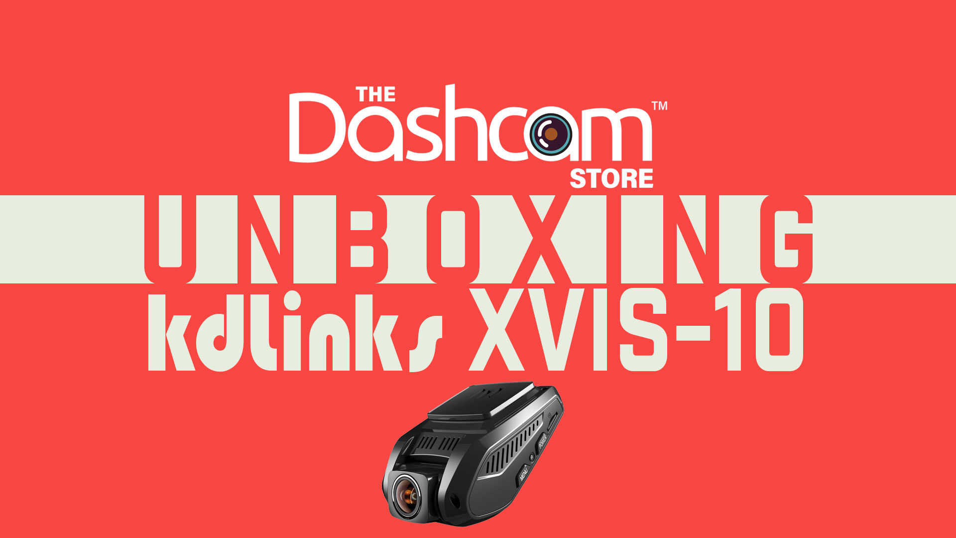 KDLinks XVIS-10 Dashcam Unboxing and Sample Footage
