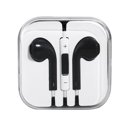 Mobile HD Earbuds - Black