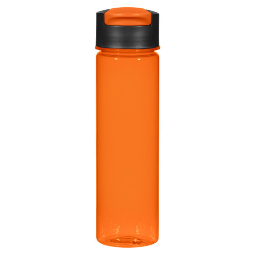 24oz Tritan Water Bottle - Orange