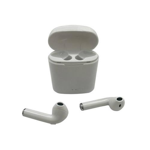 Wireless Bluetooth In-Ear Earbuds w/Charging Box