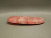 Pink Rhodochrosite Cabochon Stone Gemstone #21
