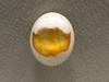 Mexican Fire Opal Cabochon Semi Precious Gemstone #1