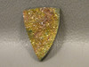 Druse Rainbow Pyrite Stone Cabochon Wire Wrapping Supplies #4