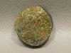 Rainbow Pyrite Small Stone Cabochon Custom Cut 18 mm Round #11