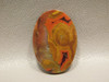 Morgan Hill Poppy Jasper Orbicular Cabochon California #6