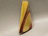 Yellow Mookaite or Mook Jasper Mookite Bead Pendant Focal Point #3
