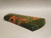 Cherry Creek Jasper Cabochon Stone Red and Green Red Creek #15