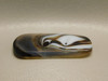 Tuxedo Agate Translucent Swirl Designer Cabochon Gemstone #21