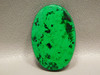 Maw Sit Sit High Grade Rare Green Jade Oval Stone Cabochon #16
