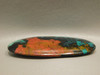 Sonora Sunset Chrysocolla Cuprite  Large Oval Cabochon Sunrise #xl3