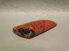 Stone Cabochon Sonora Sunset Sunrise Crimson Cuprite #17