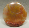 Flame Agate Cabochon #3