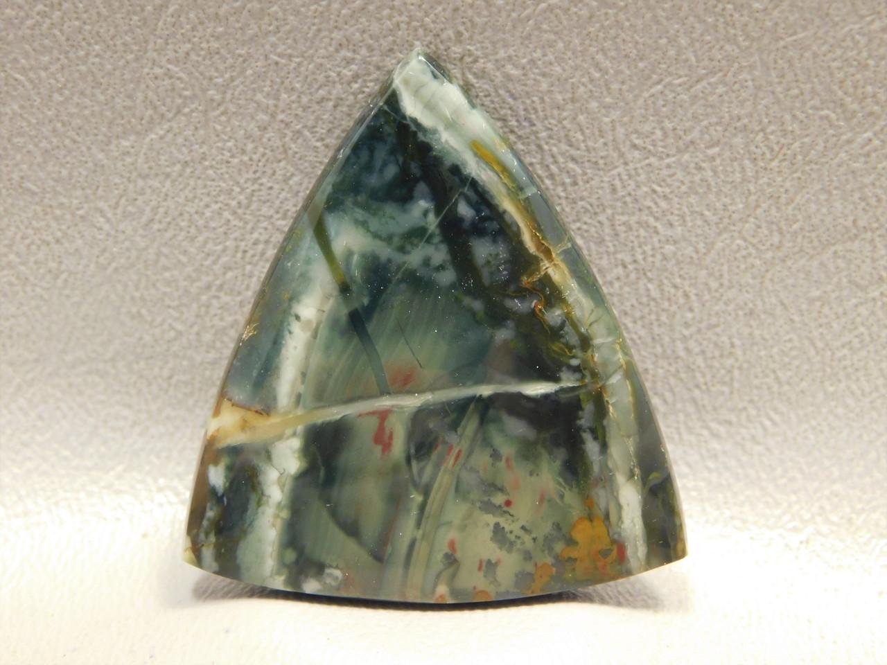 Carrasite Jasper Large Triangle Designer Gemstone Cabochon Stone #5