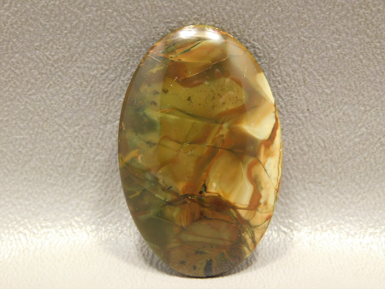 Morrisonite Picture Jasper Gemstone Cabochon #2