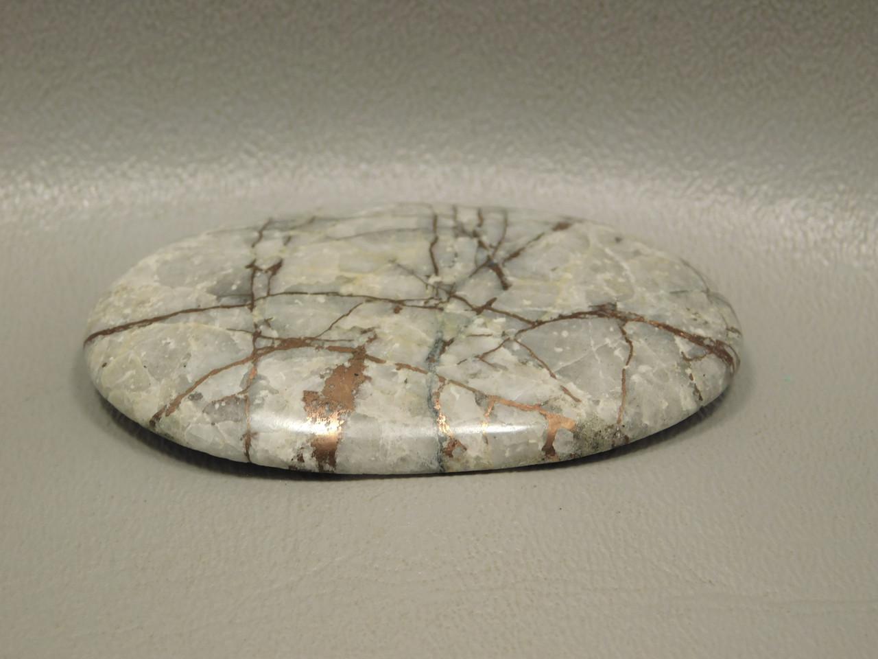 Native Copper Designer Gemstone Cabochon Chino Mine #6