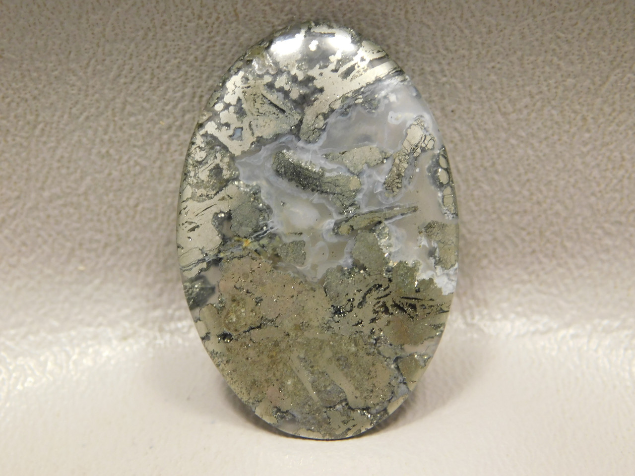 Nipomo Agate Stone Designer Cabochon California #2