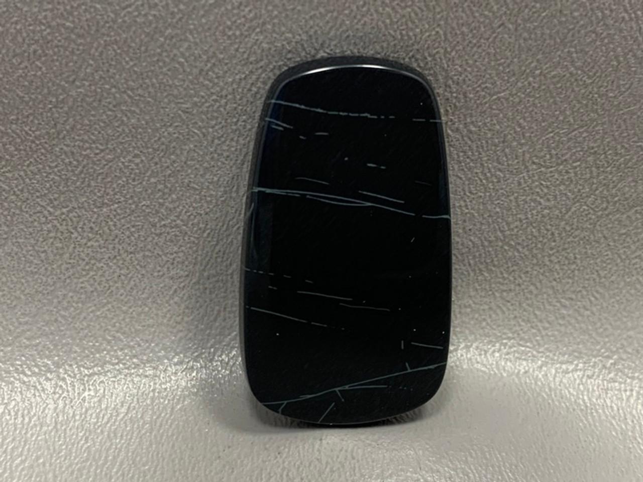 Spiderweb Obsidian Cabochon #16