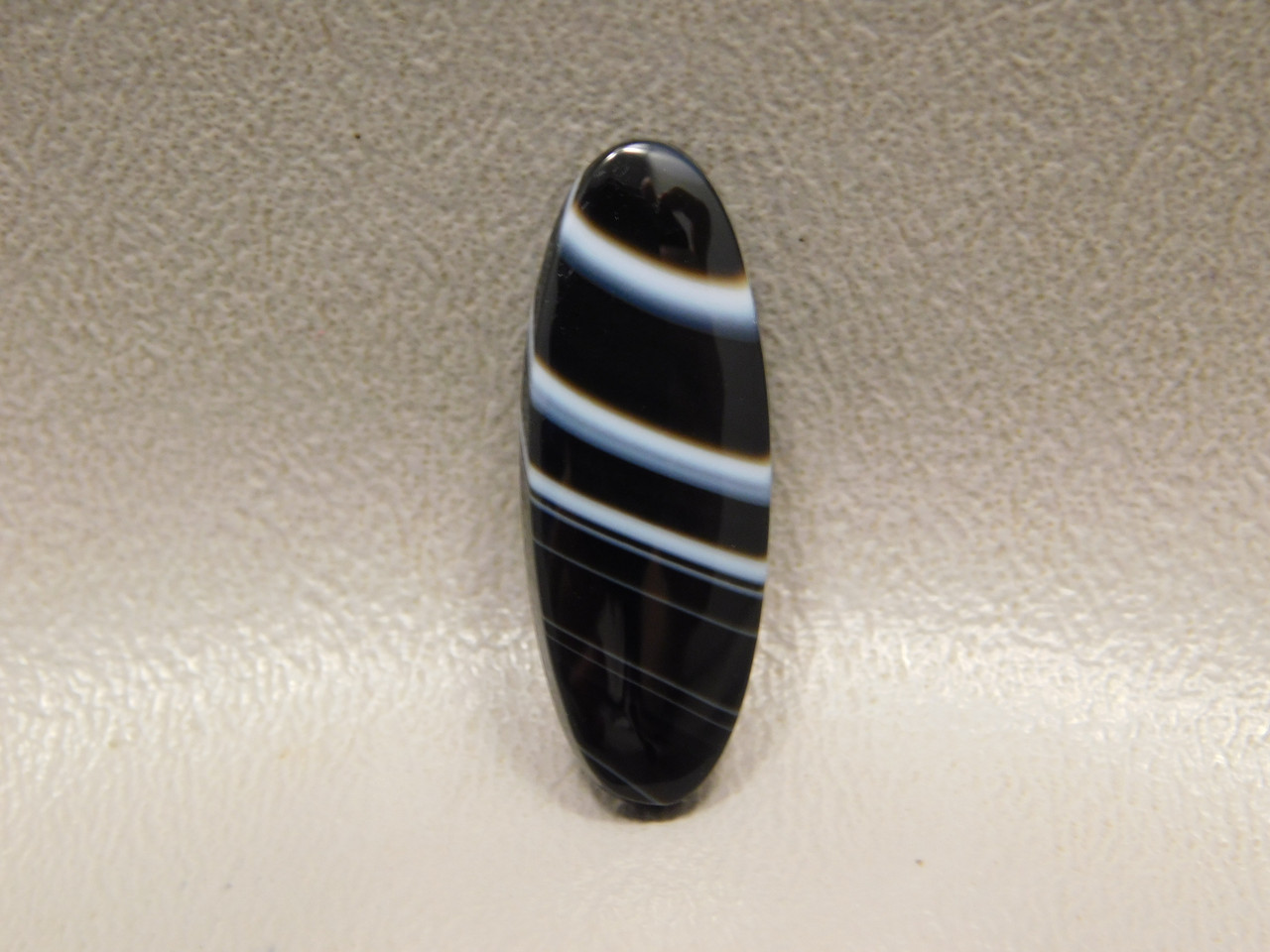 Tuxedo Agate Custom Cut Designer Cabochon Gemstone #5