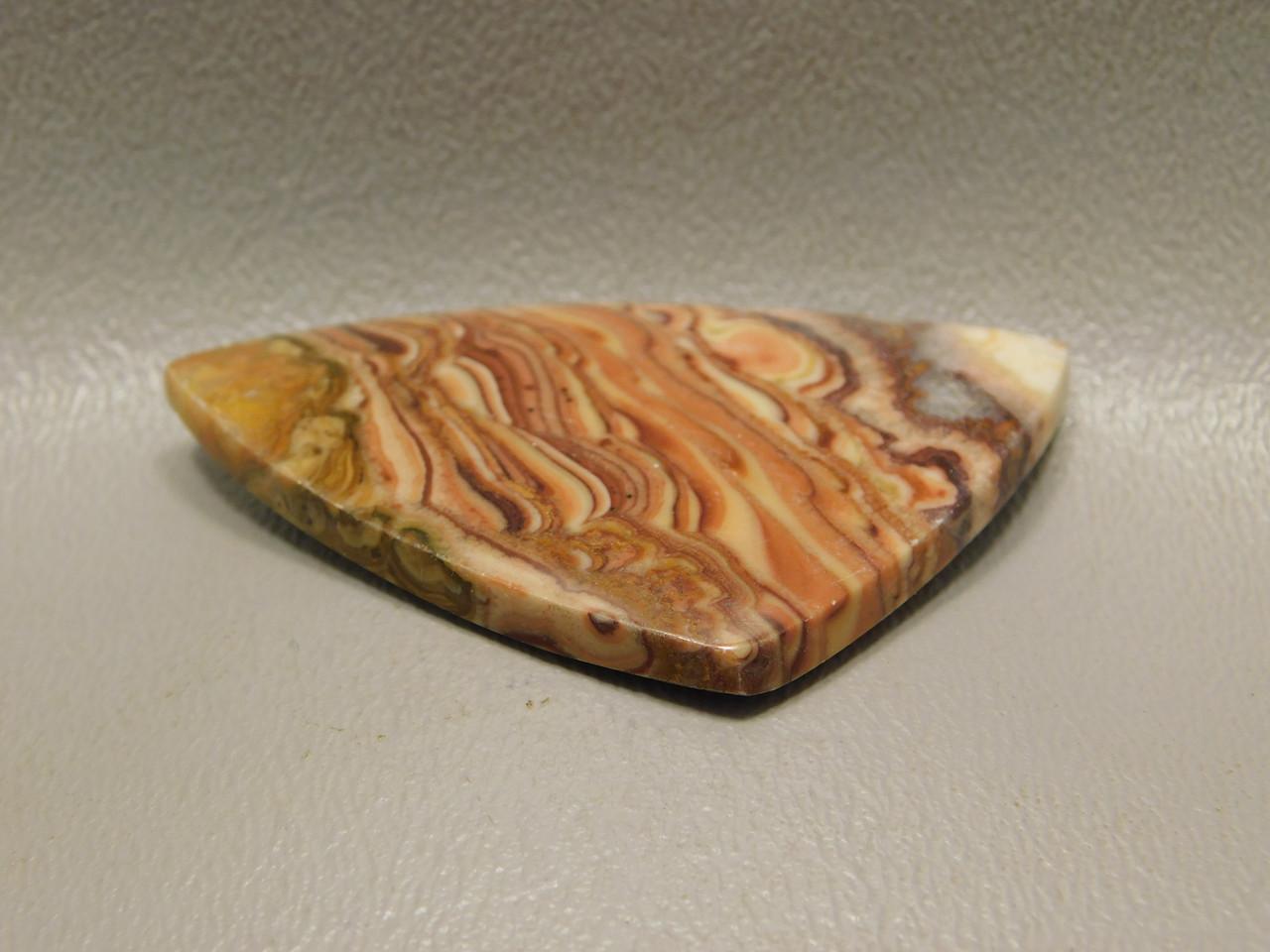 Rolling Hills Dolomite Cabochon Semi Precious Stone #12