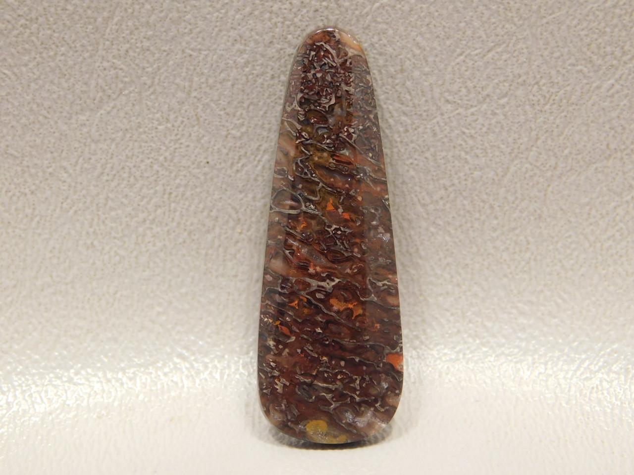 Petrified Dinosaur Bone Fossil Gemstone Jewelry Cabochon 17