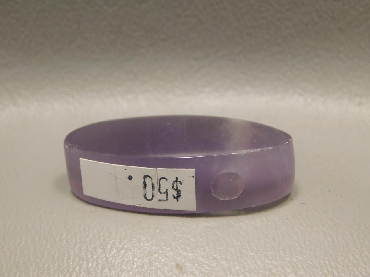 Fluorite Stone Bead Pendant #13