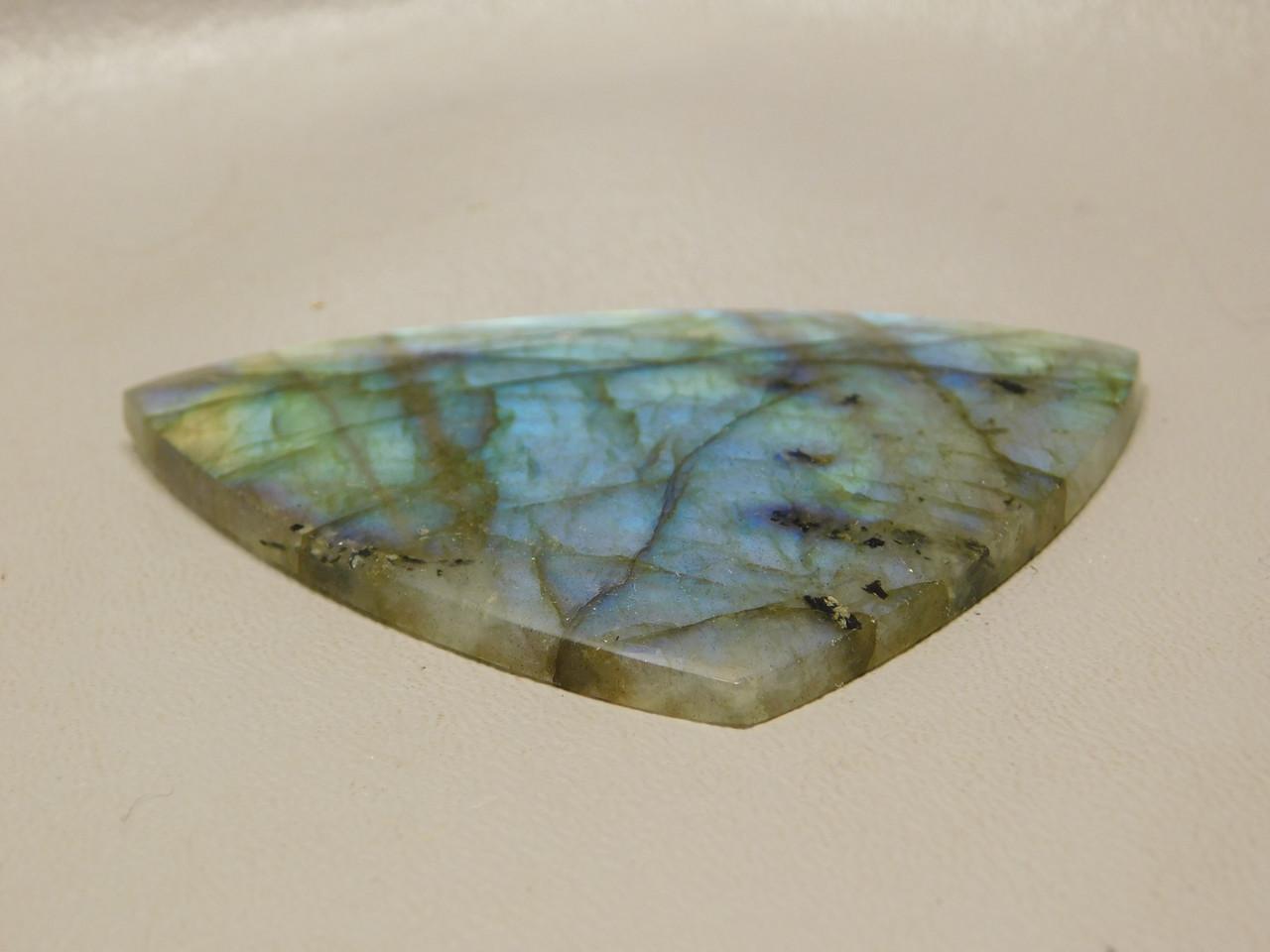 Labradorite Extra Large Collector Cabochon #XL1