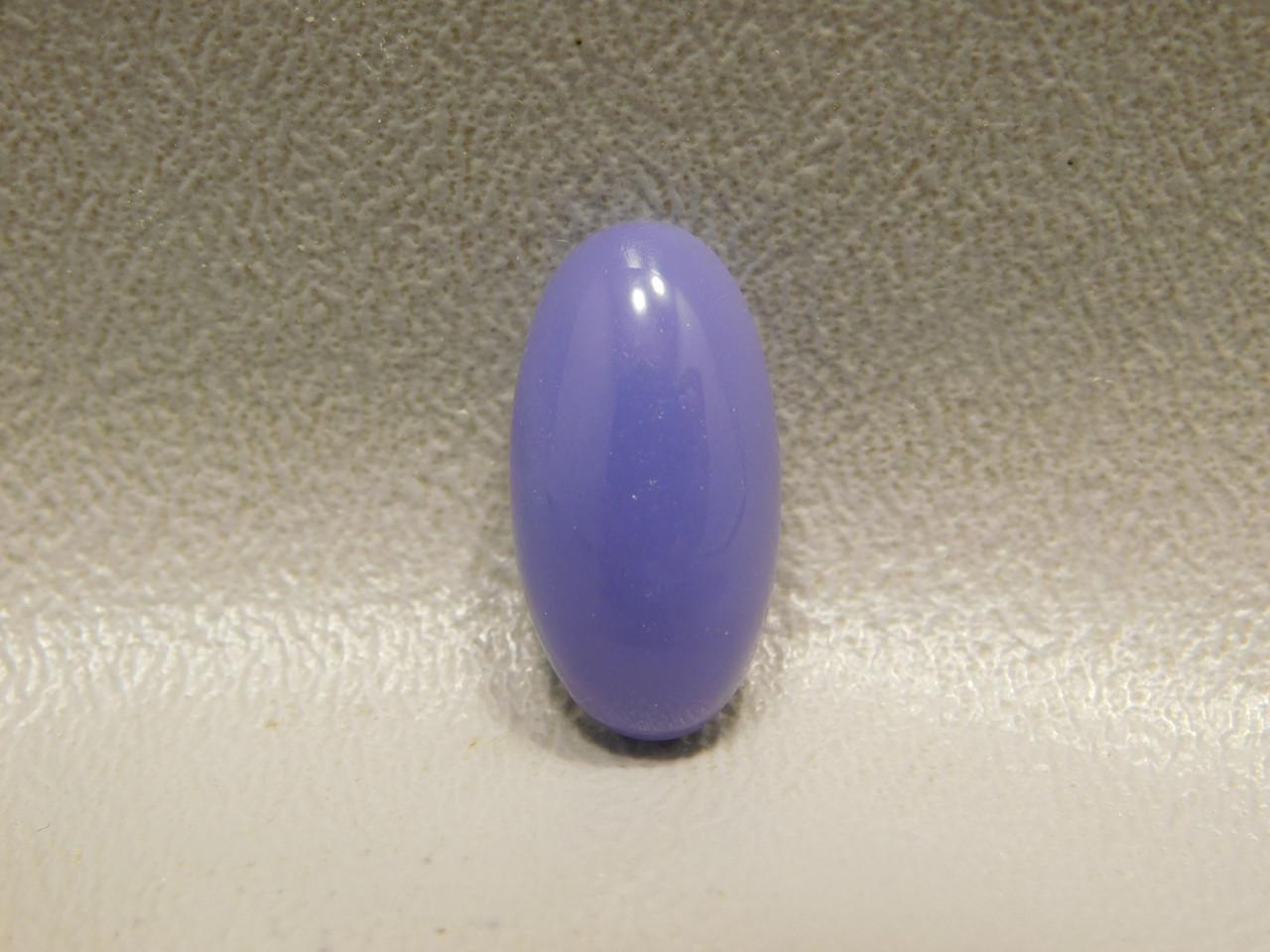 Lavender Purple Fluorite Cabochon Jewelry Stone #10