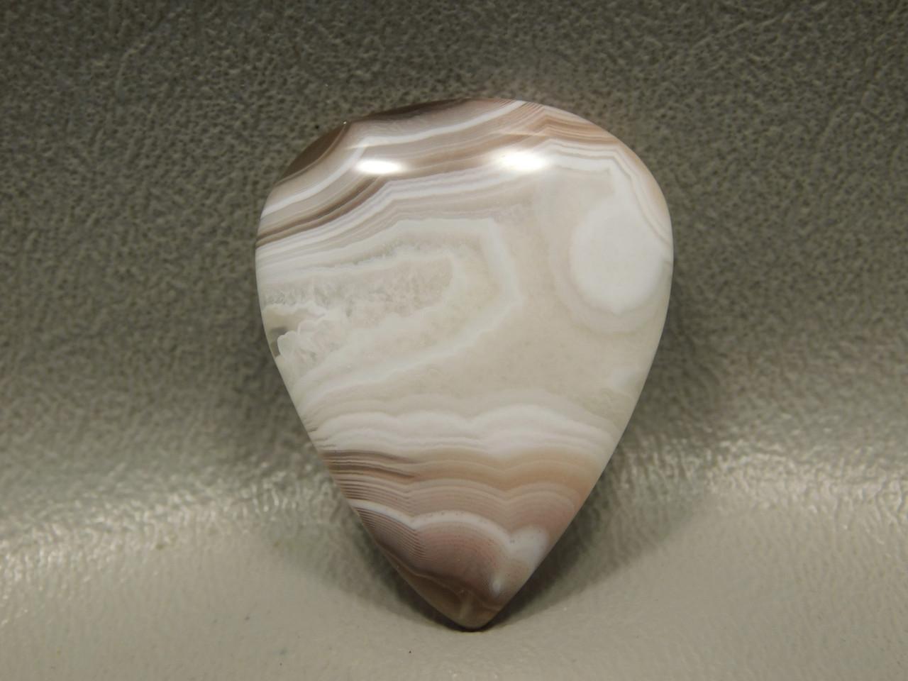Botswana Agate Designer Cabochon Stone #12