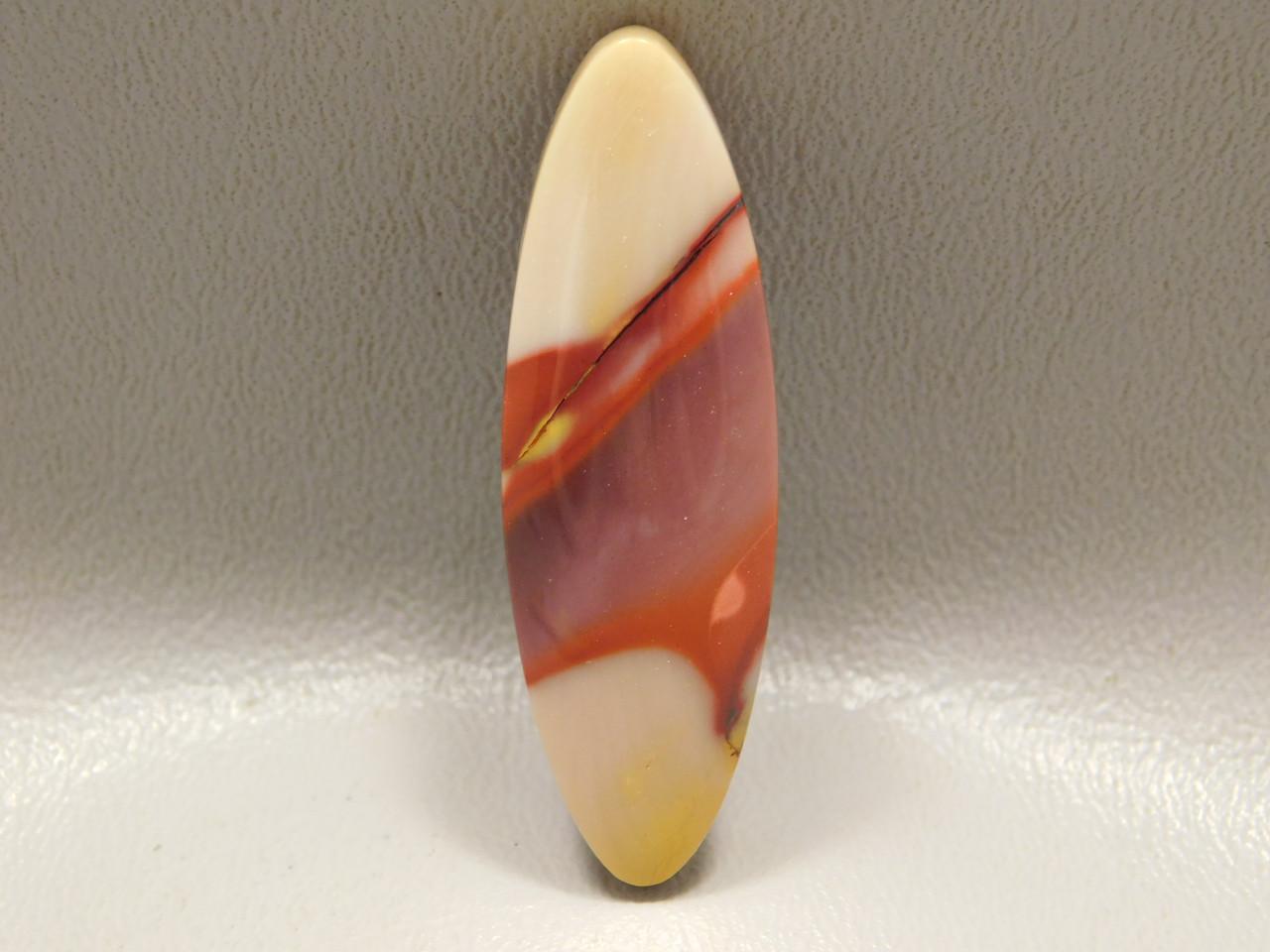 Mookaite Jasper Stone Bead Pendant #4