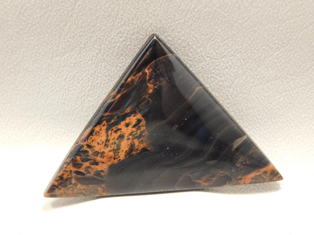 Mahogany Obsidian Large Collector Cabochon #XL1