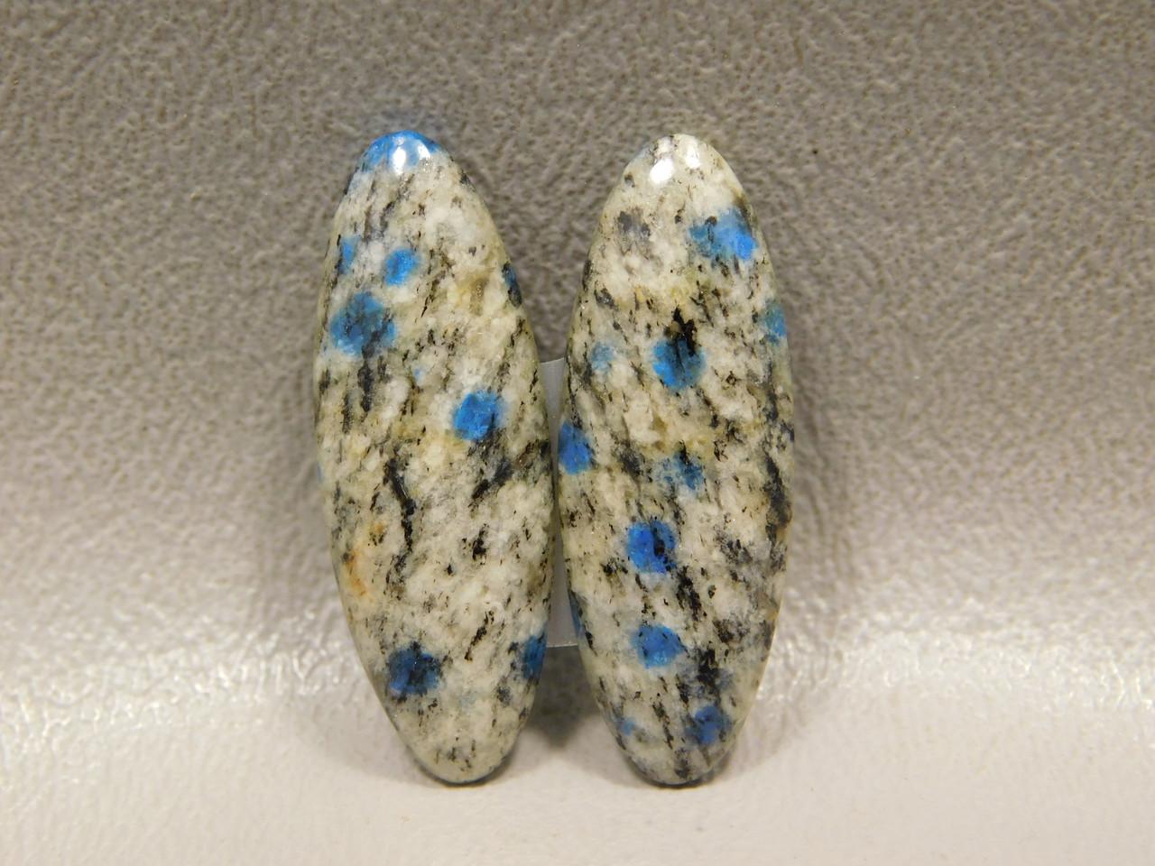 Cabochons K2 Custom Cut Stones Designer Matched Pairs Gemstones #14