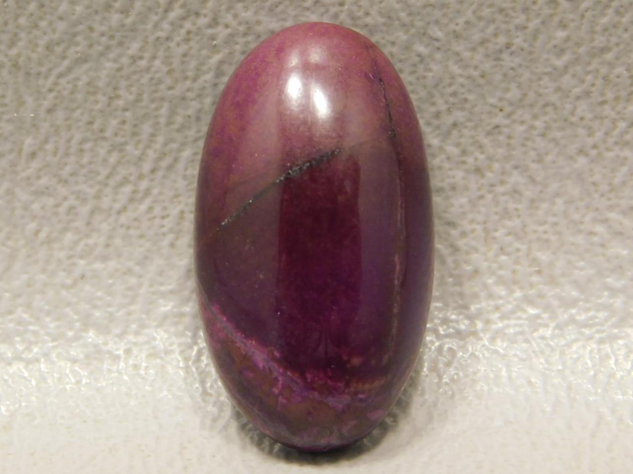 Sugilite Stone Cabochon Purple Oval Royal Azel Jewelry Design #10