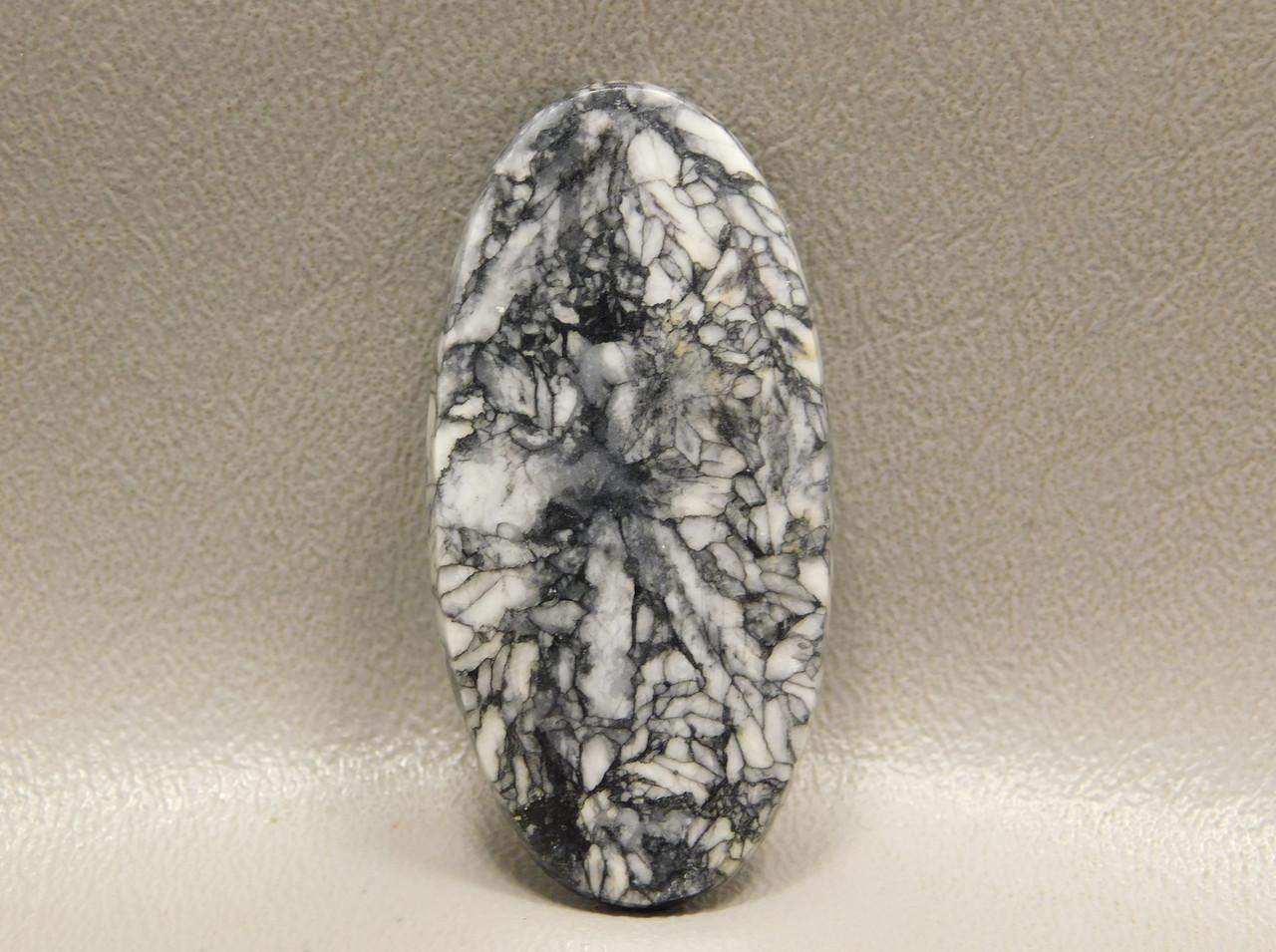 Pinolith or Pinolite Jewelry Stone Cabochon #11
