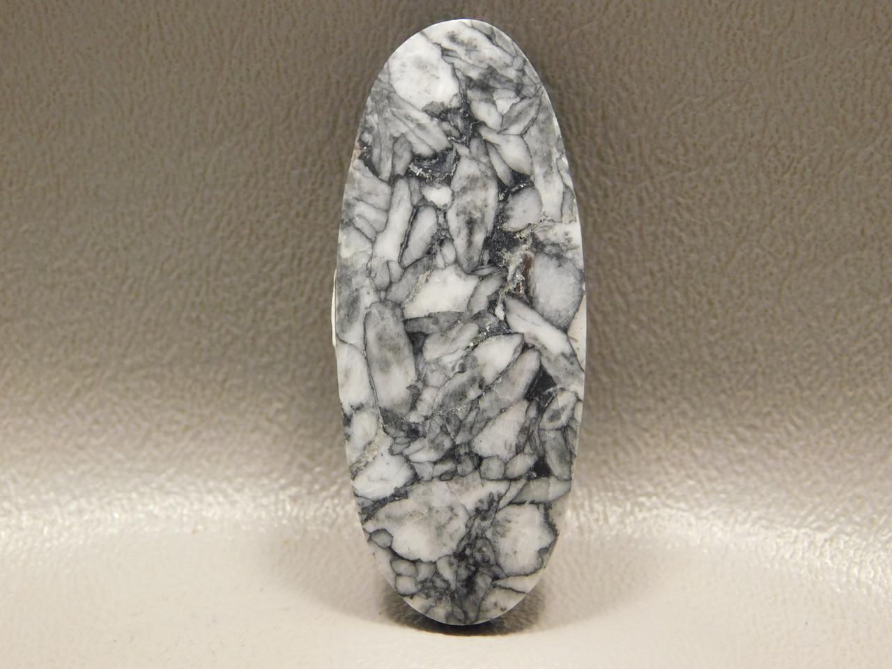 Pinolith Stone Bead Pendant #7