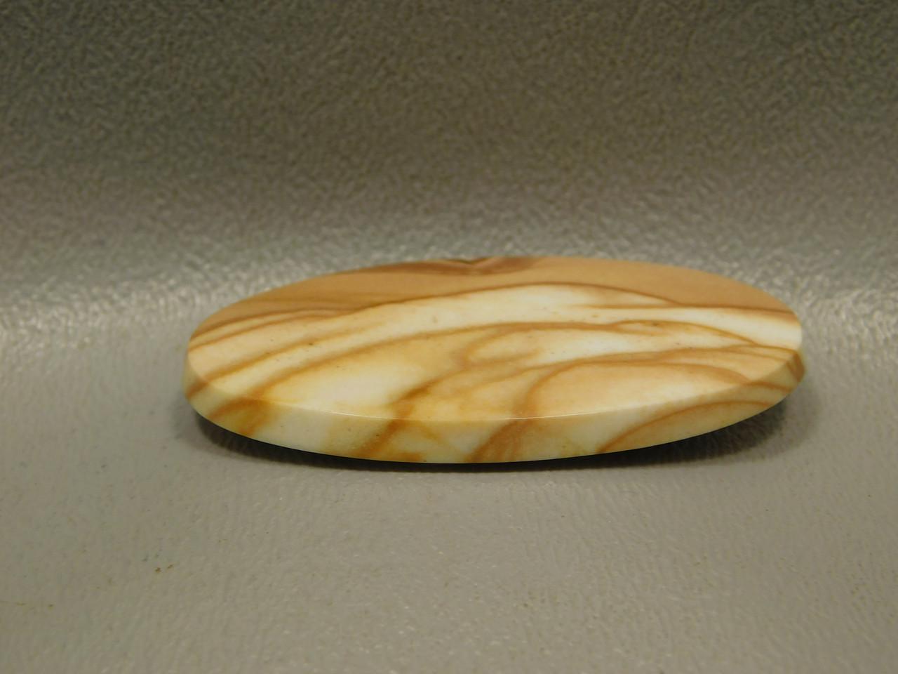 Bruneau Jasper Stone Cabochon Porcelain Jasper  Oval #5