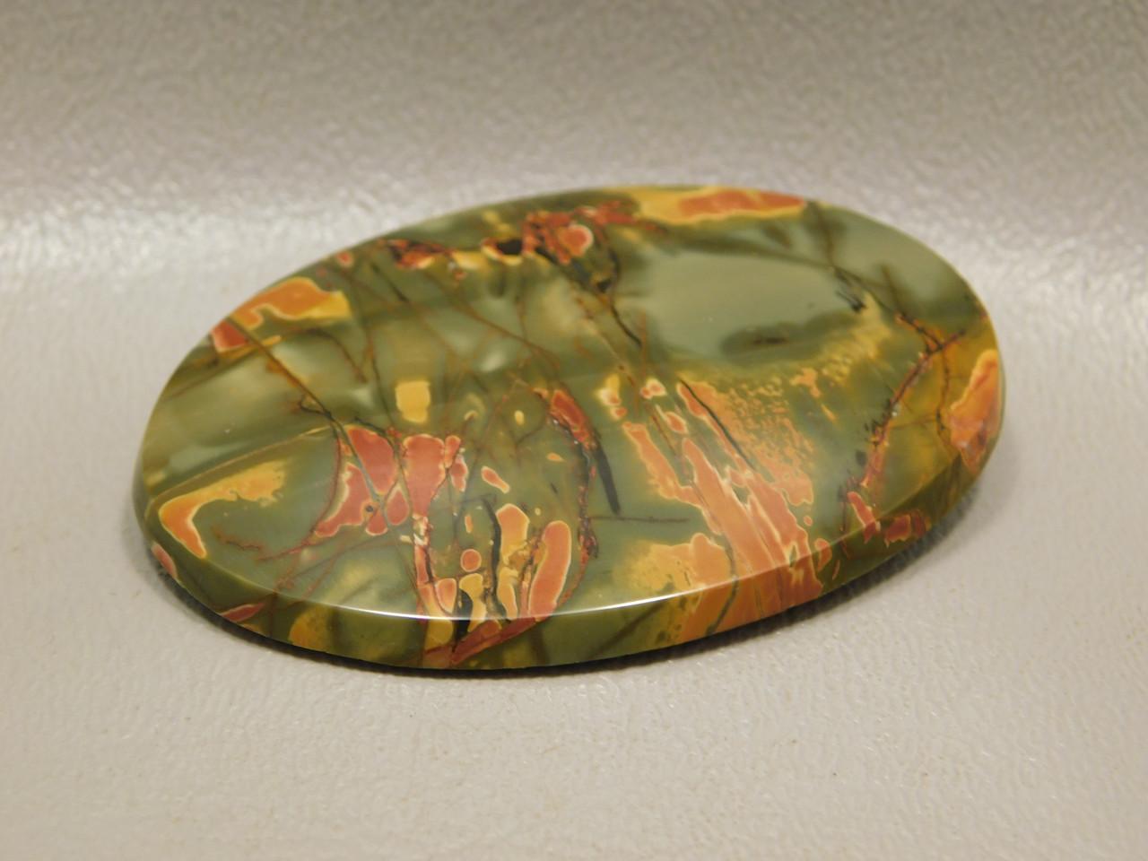Cherry Creek Jasper Designer Cabochon Semi Precious Gemstone #20