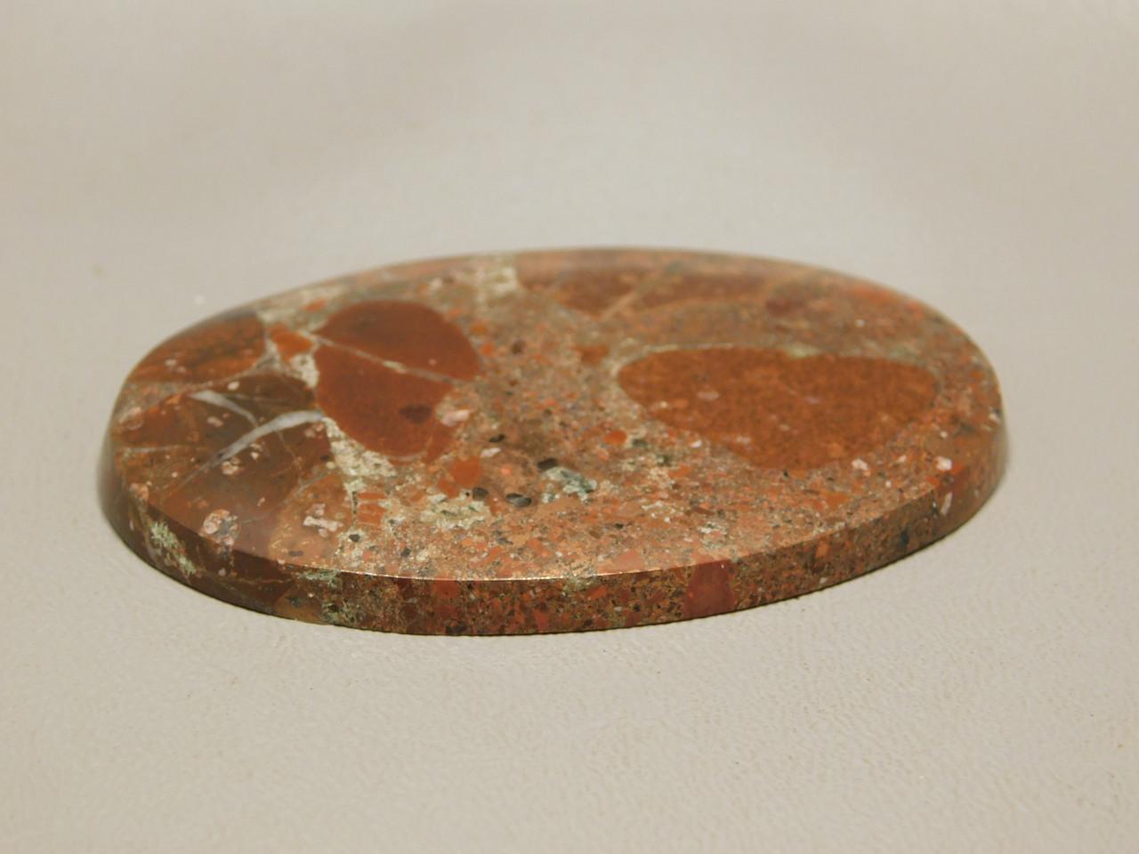 Designer Cabochon Copper Rose Native Copper Stone Rare Red Stone xl1
